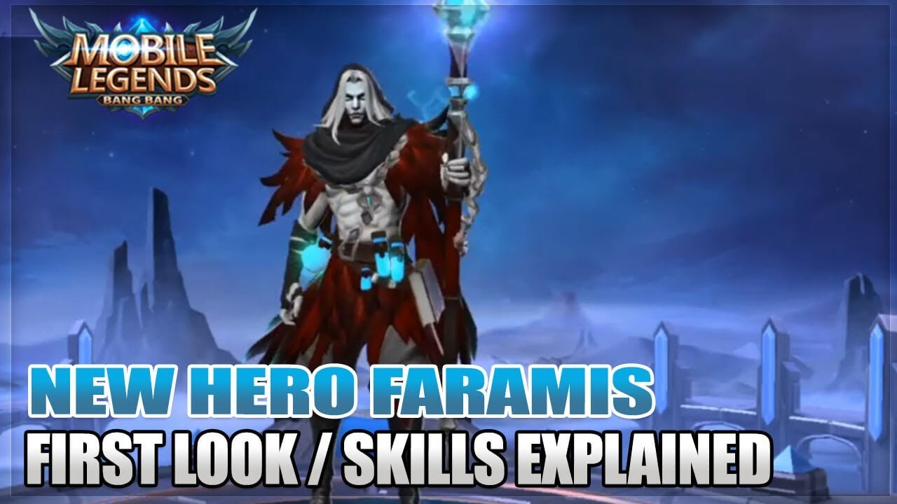 Faramis - New Hero Project In Mobile Legends