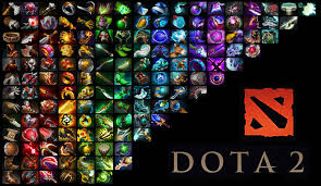 Items that must be purchased during the early game in Dota 2
