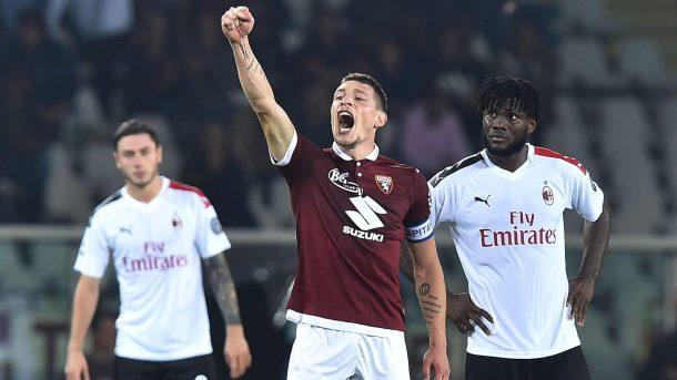 Meski Kalah, Giampaolo Puji Performa Milan Lawan Torino